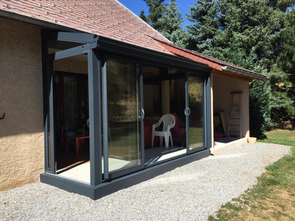 extension terrasse couverte beautiful saint with extension terrasse couverte cool mon ide est. Black Bedroom Furniture Sets. Home Design Ideas